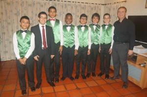 The CV Cambiata Group
